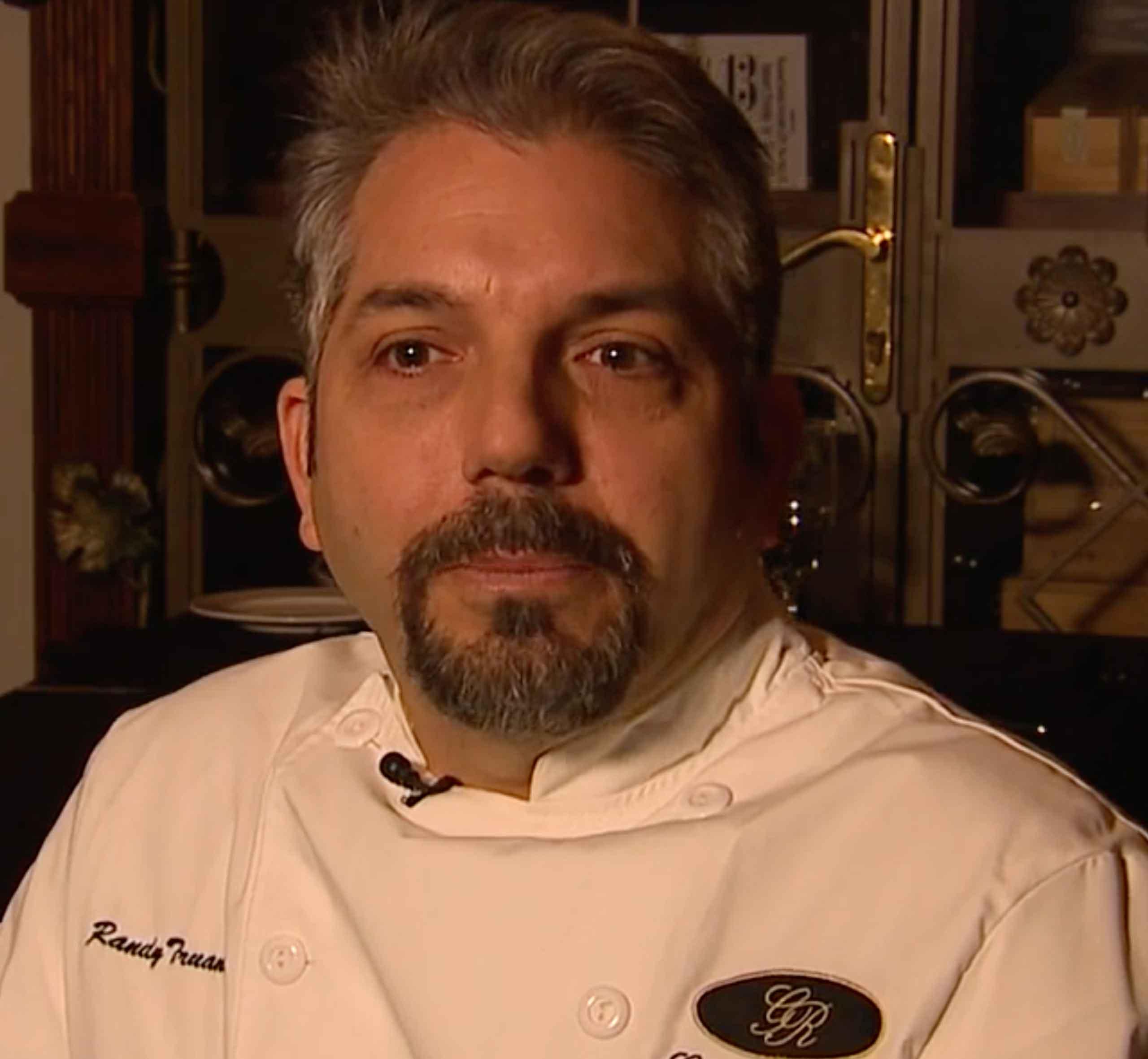 Frances Cannarsa Truant, Chef Randy Truant